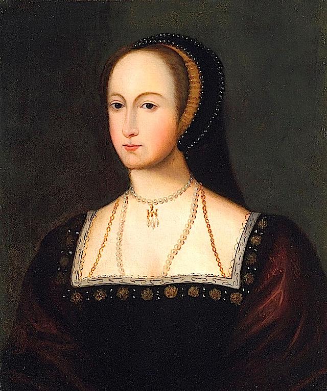 mary boleyn portrait for - photo #25
