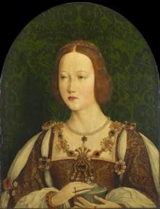 Portret znany jako The Magdalen, National Galery, Londyn