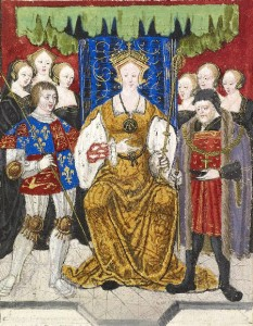 College of St George, Ladies of the Garter,  Image of the month