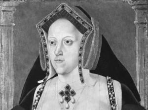 Portret Katarzyny Aragońskiej znajdujący się obecnie w Museum of Fine Arts w Bostonie.