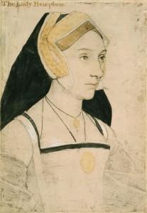 Mary Shelton, kuzynka Anny Boleyn.