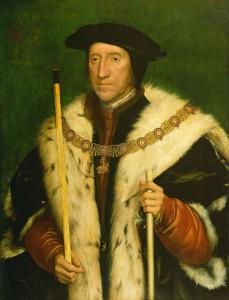 Thomas Howard, trzeci książę Norfolku - wuj Anny Boleyn i kochanek Elżbiety Holland