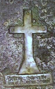 Henry William pochowany w kaplicy nieopodoal zamku Hever