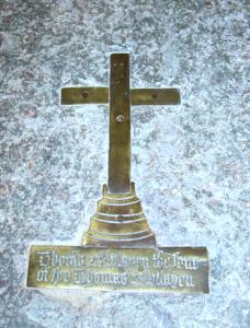Tomasz Boleyn pochowany w kaplicy nieopodal zamku Penshurst